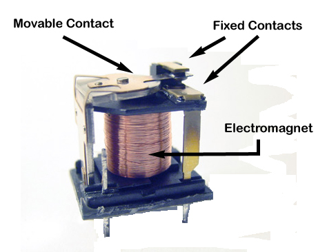 thoughts on restoring a morgan electrical primer troubleshooting rh gomog com How a Relay Works Automotive Relay Wiring
