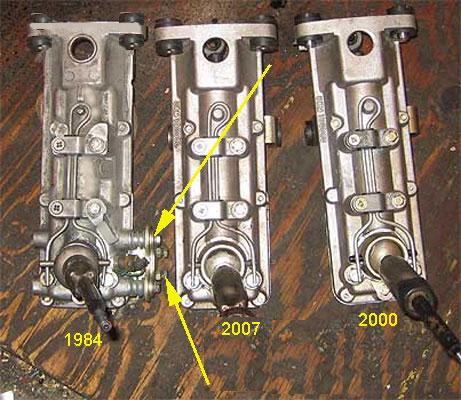 lt77 gearbox parts