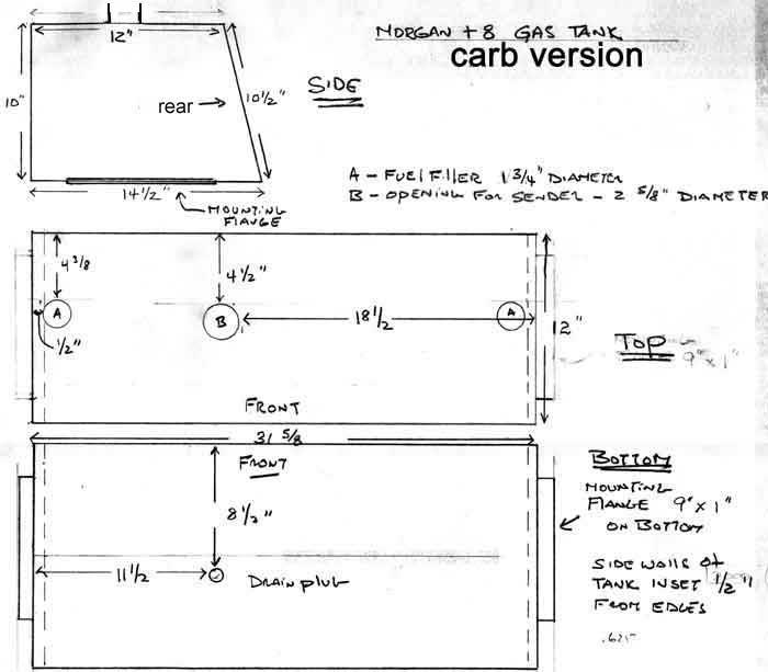 morgan sports car plus 8s rh gomog com Basic Wiring Schematics Oven Wiring Schematic