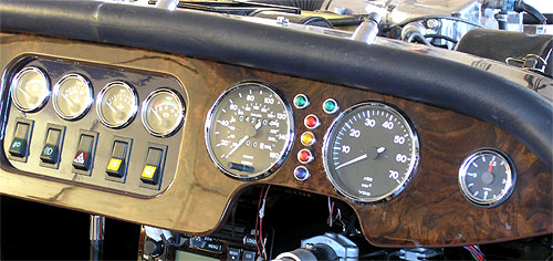 mk holztechnik dashboard conversions page 1 morgan pistonheads i too chose to keep the uk car s gauge faces black it better matched the look i was shooting for which i wished to be very subdued and elegant